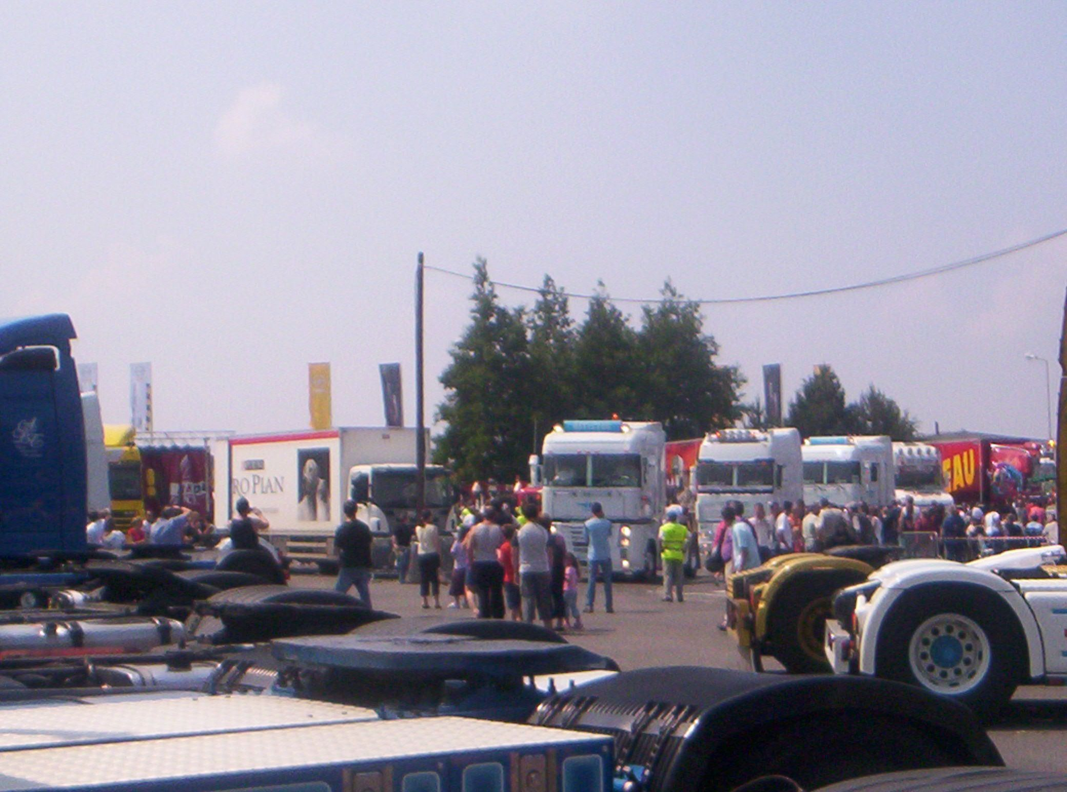 MEETING LES CH'TI TRUCKERS ARRAS 2007